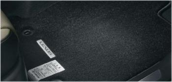 レクサスNXの純正フロアマット