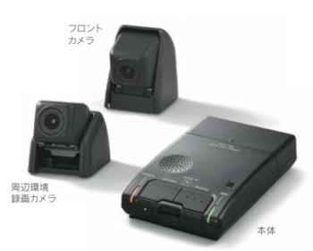 レクサスRC F純正ドライブレコーダー