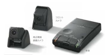 レクサスGSの純正ドライブレコーダー