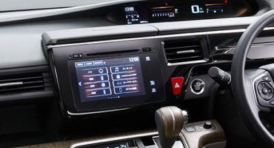 ステップワゴンの高額査定が期待できる人気オプション・ホンダインターナビ