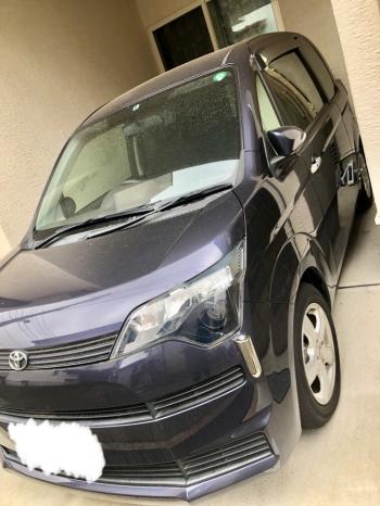 トヨタ スペイドのネット車査定 スペイドの画像斜め前