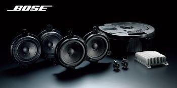 CX-3の高額査定が期待できる人気オプション・BOSEサウンドシステム