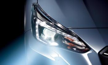 スバルXVの高額査定が期待できる人気オプション・LEDヘッドランプ