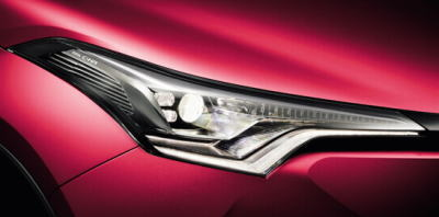 C-HRの高額査定が期待できる人気オプション・LEDヘッドランプ