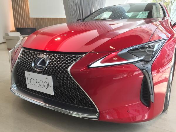 LC展示車