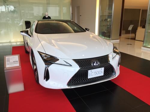 LCの展示車