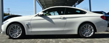 BMW4シリーズのネット車査定の事例 横画像