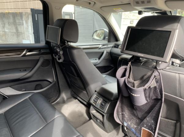 BMW X3の内装