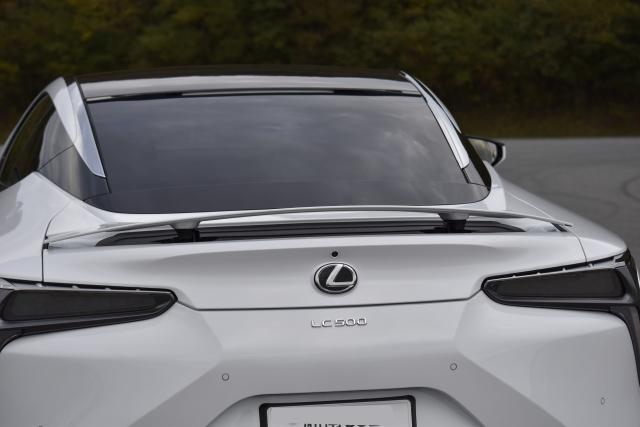 レクサスLC500Sパッケージのシチュエーション別の走行インプレッション