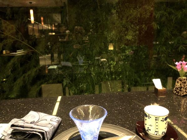 エクシブ箱根離宮の華暦の夕食メニュー
