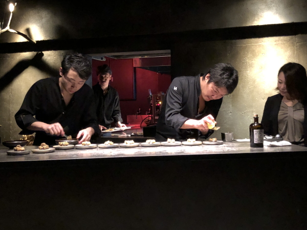 牛込神楽坂のセクレトで至高の料理を味わう