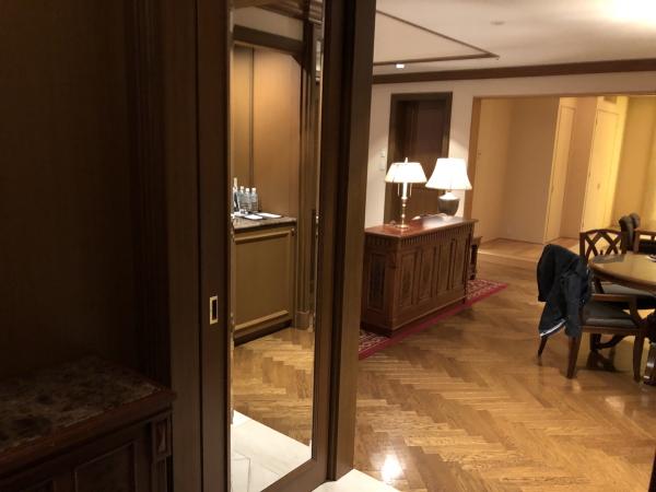 エクシブ軽井沢サンクチュアリ・ヴィラの部屋