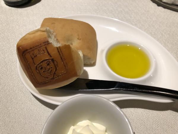 エクシブ軽井沢の夕食 イタリアン
