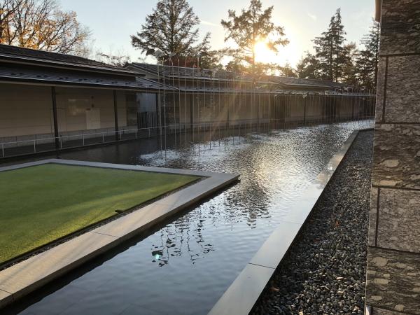 エクシブ軽井沢ムセオの水庭