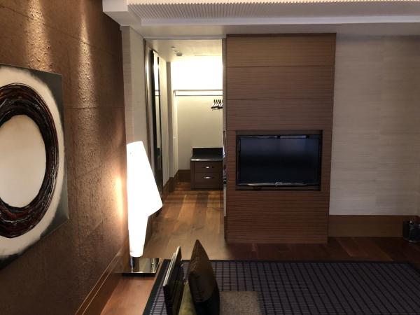 エクシブ軽井沢ムセオの部屋