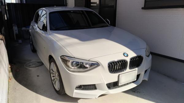 BMW 116i Mスポーツのネット車査定