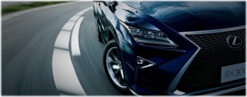 レクサスRXの運転&走行性能の口コミ
