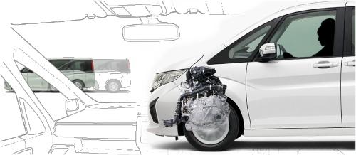 ステップワゴンの運転&走行性能を比較