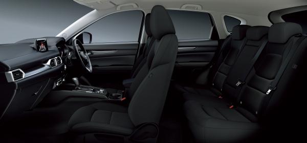 CX-5のインテリア・車内空間