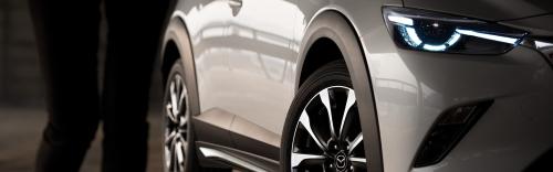 CX-3とスバルXVの燃費の口コミ