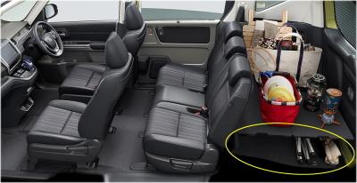 フリード+の車内空間の口コミ評価