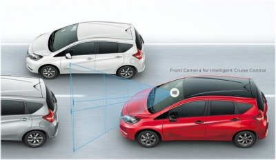 ノートe-POWERの運転&走行性能の口コミ評価・インテリジェントクルーズコントロール