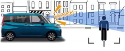 ルーミーの運転&走行性能の口コミ評価・スマートアシストⅢ