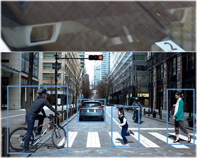 インプレッサスポーツの運転&走行性能・アイサイト