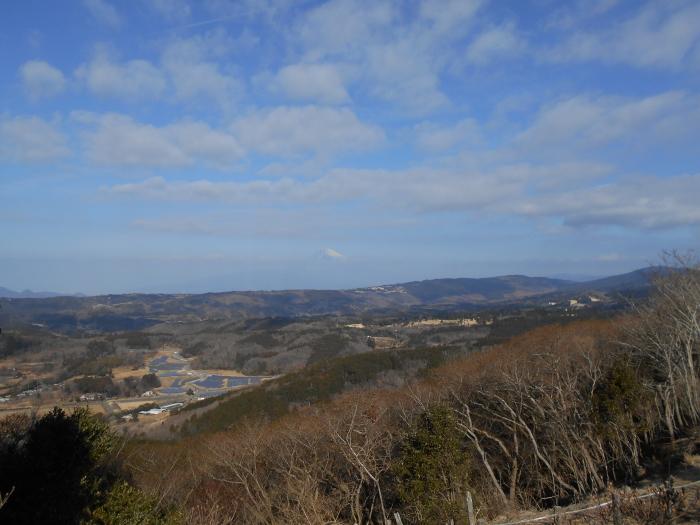 巣雲山展望台からの眺望