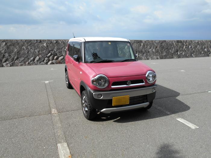 御浜岬公園 駐車場