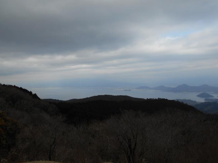 だるま山高原レストハウスの展望台