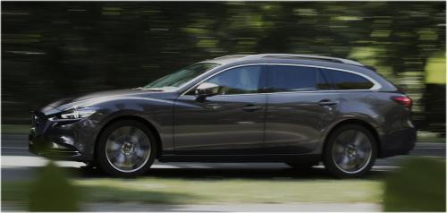 アテンザワゴンの運転&走行性能の口コミ評価