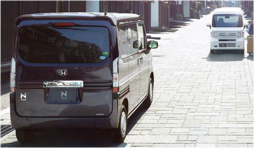 N-VANの運転&走行性能の口コミ評価