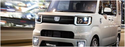 ウェイクの運転&走行性能の口コミ評価