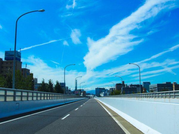 シエンタで高速走行(無料画像ダウンロード)