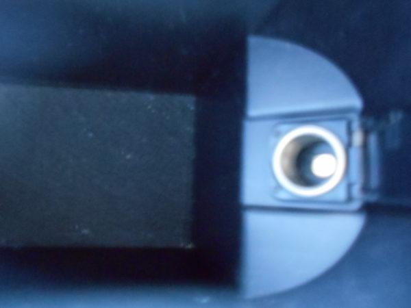 C-HRのコンソールボックス