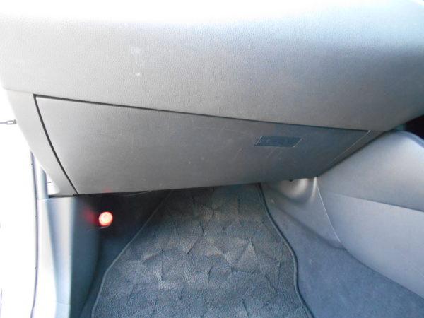 C-HRのグローブボックス