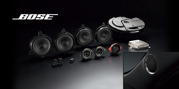 CX-5のボーズサウンドシステム