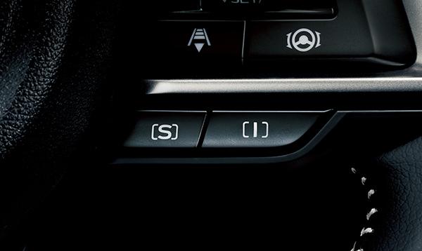 インプレッサスポーツのSI-ドライブ
