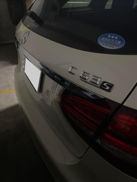 メルセデスベンツ AMG Cクラスワゴン