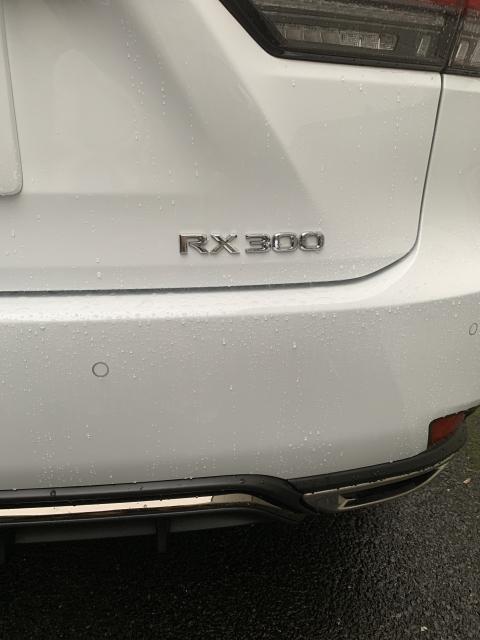 RXのエンブレム