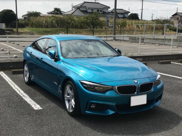 BMW 4シリーズ グランクーペ