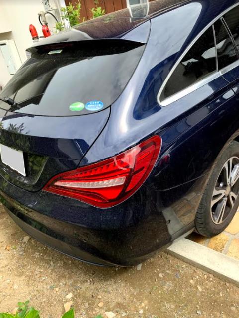 BMW CLAシューティングブレーク