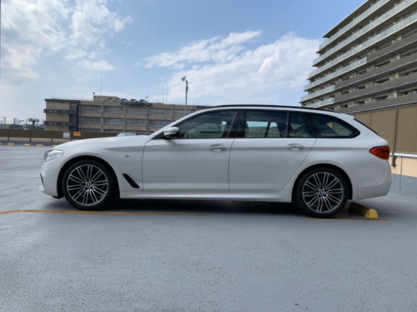 BMW 5シリーズ ツーリング